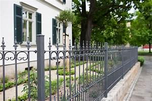 Gartenzaun Aus Metall : gartenzaun aus metall eleo ~ Orissabook.com Haus und Dekorationen