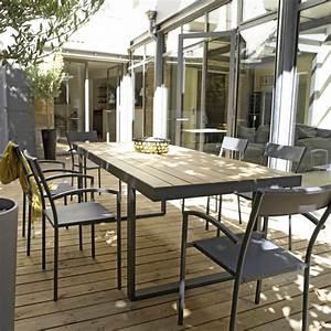 45 Salons De Jardin Pour Un Repas Ensoleill Et Convivial
