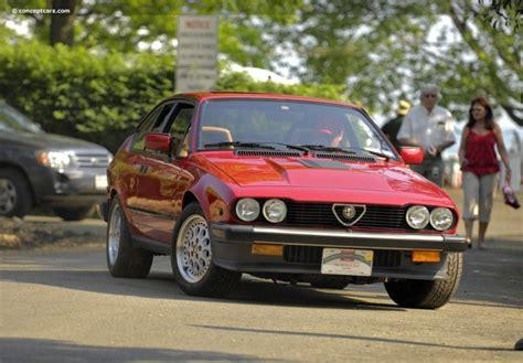1984 Alfa Romeo GTV-6 Image. Chassis number ZARAA6699E1006042