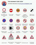 road signs and meaning...