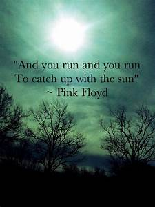 Best 25+ Pink f... Waiting Floyd Quotes
