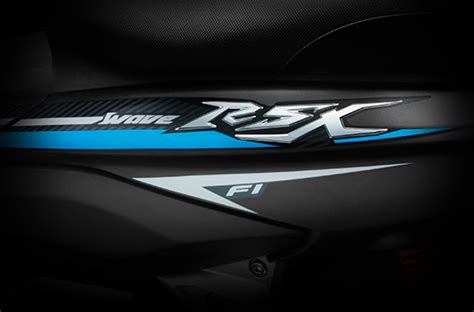 Tulisan Kocak Di Motor Smash New 110 by Tilan Honda Wave Rsx Fi Revo 110 2016 Keren