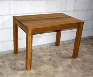 Tisch 110 X 70 : massivholz esstisch 110x70 wildeiche ge lt k chentisch tisch klein schreibtisch ~ Bigdaddyawards.com Haus und Dekorationen
