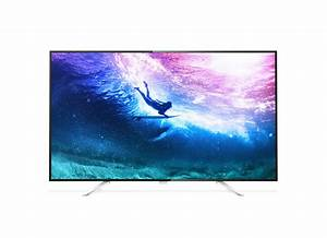4k Ultra Slim Tv Powered By Android Tv U2122 55put6801  56