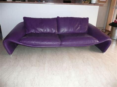 canapé mauve meubles design occasion dans les alpes maritimes 06