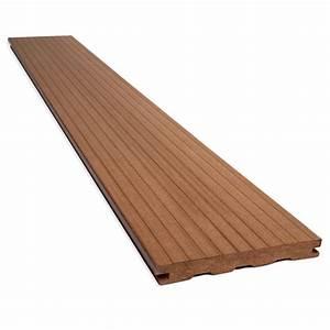 Lame De Terrasse Bricomarché : teraso les lames de terrasse en bois composite ~ Dailycaller-alerts.com Idées de Décoration