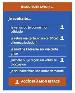 Carte Grise Changement Adresse Gratuit : prefecture nantes changement adresse carte grise gratuit ~ Gottalentnigeria.com Avis de Voitures