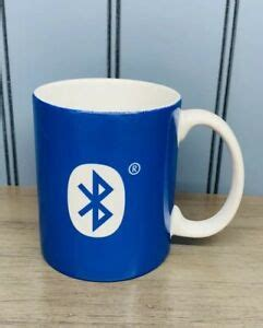 Here are the best smart coffee mugs out. Bluetooth Blue Fuel Coffee Mug Novelty Techno Cup Pencil Holder Unique Rare Gift   eBay