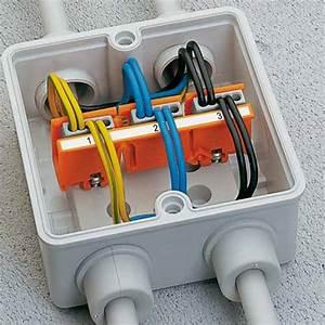 Boite De Derivation Electrique : branch boxes branch boxes wago ~ Dailycaller-alerts.com Idées de Décoration