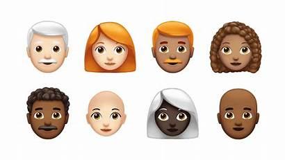 Emoji Apple Emojis Roten Haaren Hero Ios