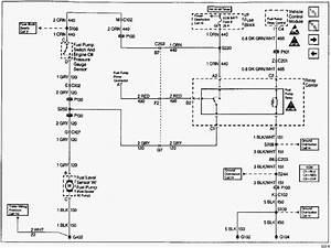 2003 Chevy Silverado Fuel System Diagram