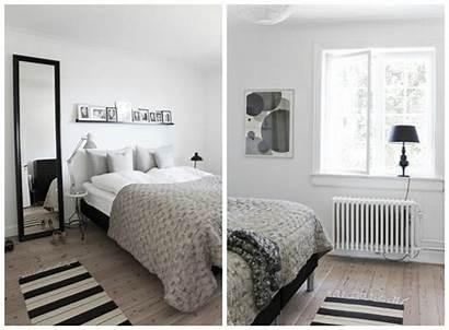 Bedroom Scandinavian Neutral Decor Simple Tones Nordic