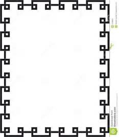 geometric border royalty free stock photo image 5728955