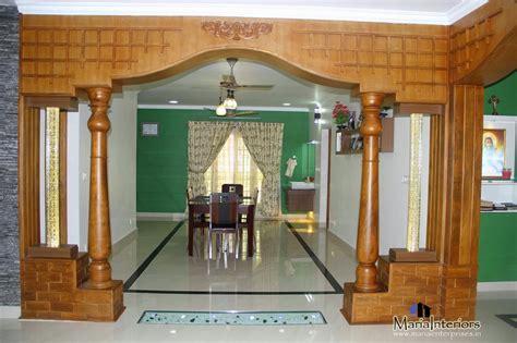 home interior arch designs kerala interior design dining room interior design