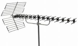 Fil D Antenne Tv : antenne uhf tnt grand gain 17 db ~ Melissatoandfro.com Idées de Décoration
