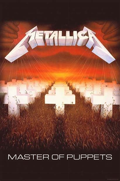 Metallica Kill Aesthetic Album Puppets Independent Master