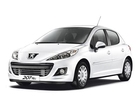 Peugeot 207 Specs by Peugeot 207 5 Doors Specs Photos 2009 2010 2011