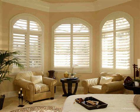 window treatments  pinterest modern windows bay