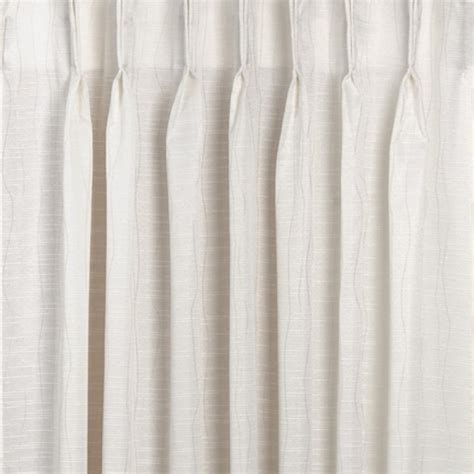 Ready Made Pinch Pleat Drapes - bamboo blockout pinch pleat curtains blockout pinch