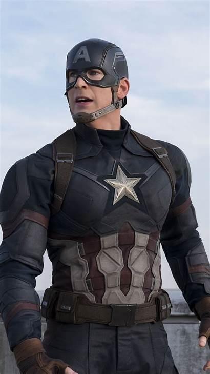 Captain America Iphone Evans Chris 4k Wallpapers