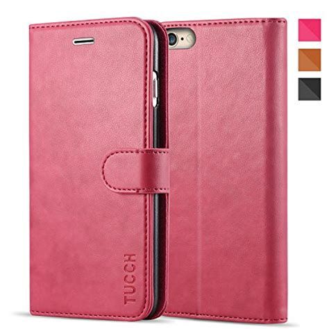 best deal on iphone 6 plus iphone 6s 6 plus tucch leather wallet phone
