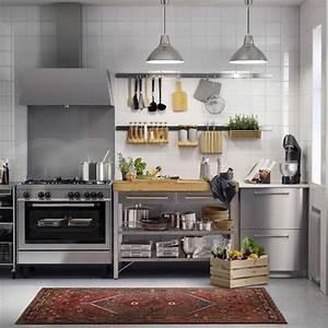 Tapis De Cuisine : tapis de cuisine 10 bonnes raisons de l 39 adopter marie claire ~ Teatrodelosmanantiales.com Idées de Décoration