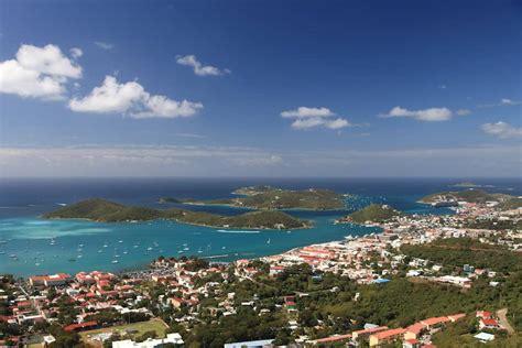 thomas st weather amalie charlotte virgin islands beach usvi average averages