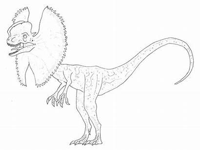 Coloring Pages Raptor Jurassic Velociraptor Ford Getcolorings