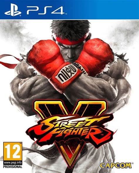 Street Fighter 5  Le Trailer Sur Ps4