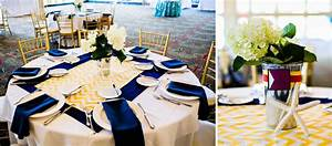 Navy, Yellow and Red Sailor Themed Boys Baby Shower - The