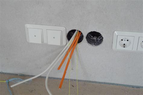 Kabel Verlegen Diese Methoden Gibt Es by Kabel Durch Leerrohr Ziehen Kabel Durch Ein Leerrohr