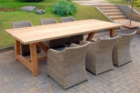 cottage table reclaimed teak furniture indonesia
