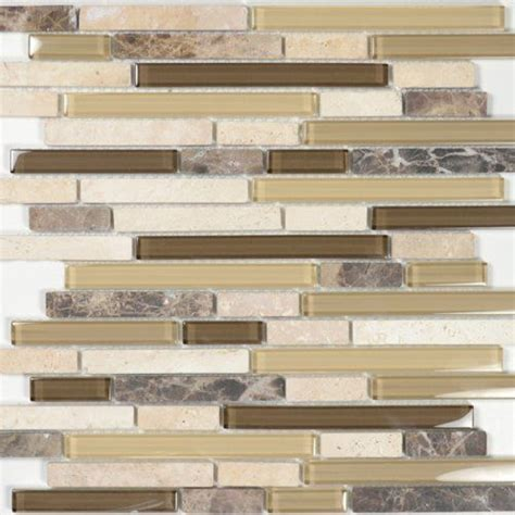 my backsplash java mocha glass tile marble and travertine