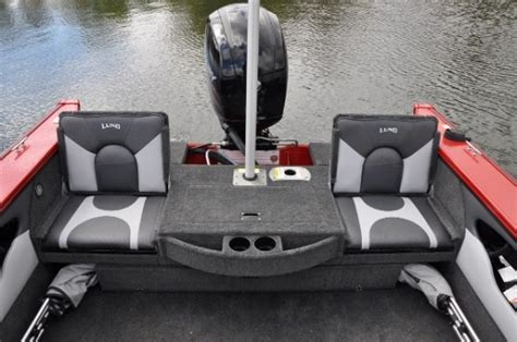 New Lund Boat Seats by Lund Offers Fishy Family Boats
