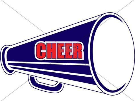Cheer Megaphone Clipart Cheer Megaphone Clipart Clipart Suggest