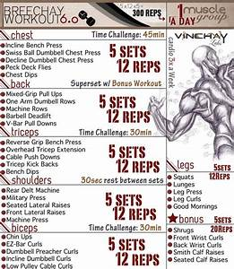 Breechay U0026 39 S Workout  Challenge Yourself With Each Rep And Set  Go Up In Weight Weekly  The First