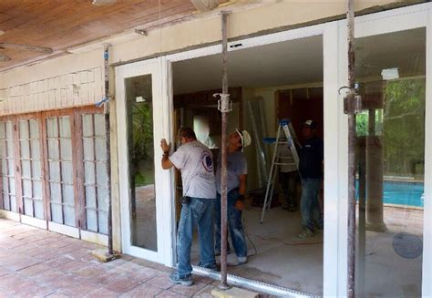 impact sliding doors miami impact glass sliding doors aventura