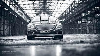 Mercedes Class Benz S500 Wallpapers Hybrid Plug