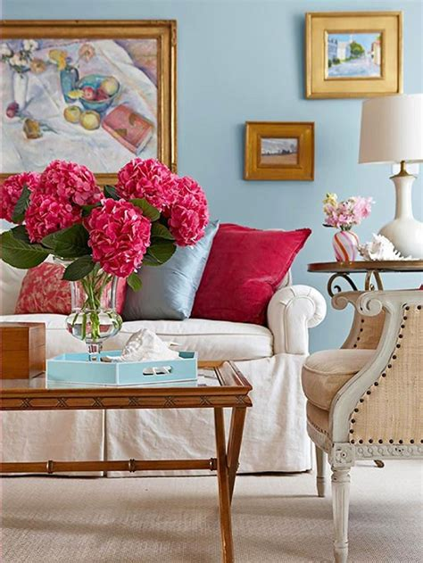 Fresh Ideas To Decorate My Living Room In Summer