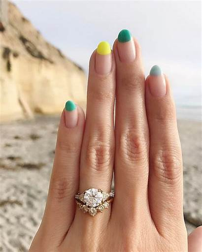 Jewelry Fine Marrow Nails Oosile Engagement Luxury