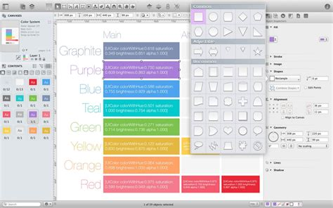 omnigraffle templates iclarified apple news omnigraffle 6 is now available on the mac app store