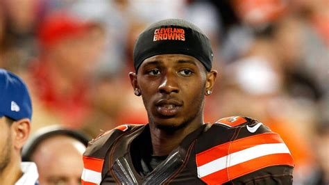 Steelers Better See Something In Justin Gilbert The Browns