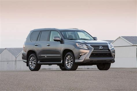 lexus gx  revealed priced