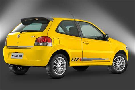 Fiat Atualiza Desenho Do Palio Na Linha 2010