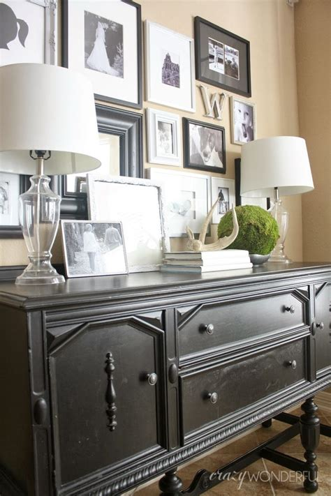 dining room sideboard decorating ideas 25 best ideas about sideboard decor on foyer