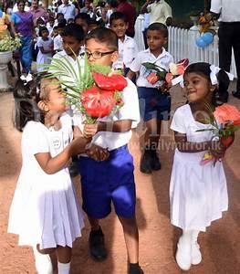 First day in school - Daily Mirror - Sri Lanka Latest ...