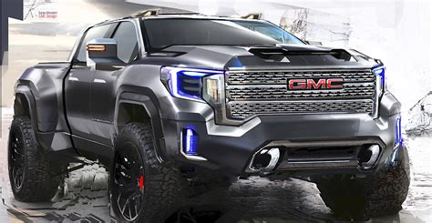 all new 2020 gmc hd 2020 chevy silverado hd concept sketches which one do you like