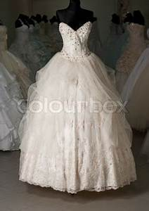 wedding dress shop with many objects stock photo colourbox With wedding dresses for dummies