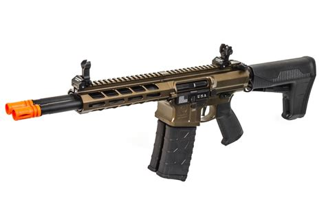 Classic Army DT-4 Double Barrel AR AEG Airsoft Rifle ...