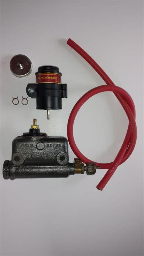 remote brake fluid reservoir  hamb